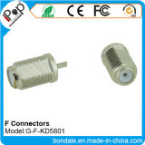 RFのコネクターのための同軸コネクタKd5801 Fのコネクター