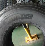 حارّ عمليّة بيع حجم [295/80ر22.5], [11ر22.5], [315/80ر22.5] [رونتك/ترنسكينغ] إشارة كلّ فولاذ شاحنة إطار العجلة