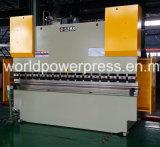 dobladora del CNC del metal de hoja 200ton con el vector de los 3m