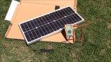 12V panneau solaire de C.C 20W pour le système de d'éclairage à la maison