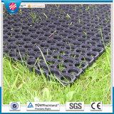 Stuoia di gomma industriale resistente all'acido, stuoia di gomma del pavimento di drenaggio