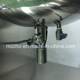 500L de dubbele Hydraulische Machine van de Mixer van de Lotion Vacuüm Emulgerende
