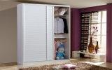 Шкаф шкафа раздвижной двери деревянный установил (zy-001)
