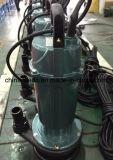 Qdx elektrische versenkbare Wasser-Pumpen (Aluminiumgehäuse) 0.37kw