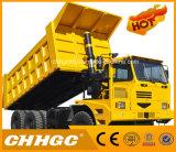 Carro de volquete de fuselaje ancho de la explotación minera de la alta calidad de Hh90at para la venta