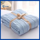 Cotone blu 100% di colore generale (QHD99801)