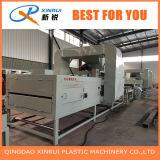 Máquina plástica de la producción de la protuberancia de la estera del pie del coche del PVC