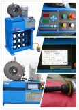 Aprovado Ce hidráulico mangueira Crimping Machine Km-91h-6 Embreagem 2 polegadas hidráulica mangueira do fabricante da China