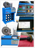 Máquina que prensa Km-91h-6 del manguito para el manguito hidráulico 2inch