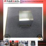 Подвергли механической обработке CNC, котор разделяет штемпелевать металла нержавеющей стали листа точности