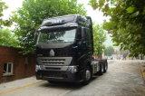 HOWO Sinotruk 420HPのトラクターヘッドトラック