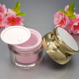In het groot Lege Kosmetische AcrylKruiken en Flessen (NST51)