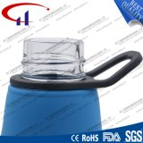 горячее стекло надувательства 570ml резвится бутылка воды (CHB8022)