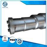 Präzision CNC-maschinell bearbeitende Stahlwelle, geschmiedete Welle