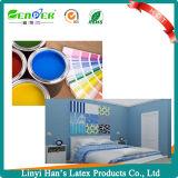 Peinture extérieure de mur de latex d'intérieur de la fabrication DIY de la Chine