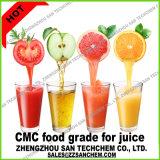 높은 점성을%s 가진 주스 음료 Fh3000 Fh6000를 위한 나트륨 CMC 음식 급료