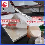 Клей алюминиевой фольги слипчивый белый для прилипателя доски гипса пленки доски гипса Glue/PVC PVC алюминиевой фольги