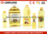 Plastikflaschen-Öl-füllende Zeile