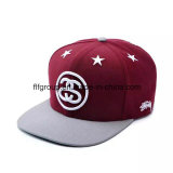 低価格の急な回復の帽子ヒップホップはスポーツの帽子をキャップする