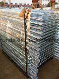 Barriera galvanizzata di traffico del TUFFO caldo per l'ostruzione