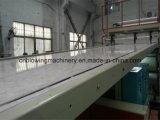 Linha de pedra da máquina da extrusão do revestimento da escultura do PVC