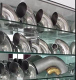 Saldatura Stainless Steel Elbow per Decoration Project