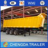 공장 3 차축 판매를 위한 트럭 트레일러 쓰레기꾼