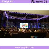 Het openlucht Waterdichte Scherm van het Stadium van het Scherm van de Huur LEIDENE Vertoning van de Als achtergrond (OpenluchtP5mm)