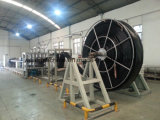 Boyau plat de /TPU de boyau étendu par TPU/boyau de Layflat faisant la machine