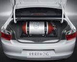 Cilindro de alta pressão da embarcação CNG para o cilindro de gás dos veículos