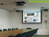 Manueller Projektions-Bildschirm-Projektor