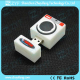 Movimentação feita sob encomenda do flash do USB da forma da arruela & da máquina de lavar (ZYF1063)