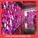 Farbenreiche P3 im Freien LED Wand