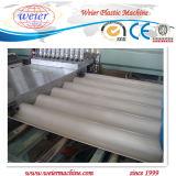 Machines en plastique d'extrusion de feuilles de toiture en PVC (SJSZ-80/156)