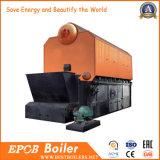 carvão da baixa pressão 12bar, pelota de madeira, caldeira de vapor