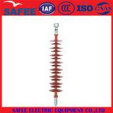 Polímero de China 10kv-35kv/aislador compuesto/polimérico del poste/aislador del caucho de silicón - aislador del caucho de silicón de China, aisladores compuestos