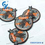 Qualität und Customized Design Embroidery Patch Factory Manufacture Label