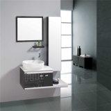 Gabinete do Washbasin do banheiro do canto do aço inoxidável da alta qualidade