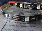 Illuminazione di striscia nera della scheda LED di RGB DC5V di magia Lpd8806