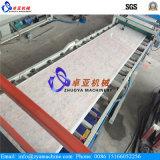 Belüftung-hölzerner Plastikwand-Produktionszweig mit Marmorsteinentwurf