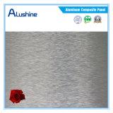 ACP composé en aluminium classique de panneau balayé par 4mm d'en cuivre de paume