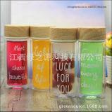Greensurce, película da transferência térmica para o frasco de vidro colorido