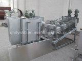 Strumentazione d'asciugamento di trattamento del fango dell'impianto di lavorazione della carne
