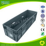 Серый контейнер EU PP прессформы впрыски материальный