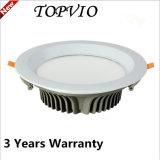 高品質10Wの天井のDownlightの穂軸LEDランプ