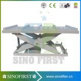 8ton Sinofirst leichte Hochleistungsstationäre im Fußboden Scissor Aufzug