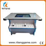 多重ゲームセンターの低い小テーブルのアーケードの硬貨機械