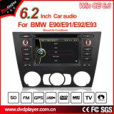 Juego especial del coche DVD para el reproductor de DVD de radio androide de BMW GPS con la conexión de WiFi