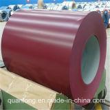 Катушка Ral 9003 белая Prepainted гальванизированная стальная