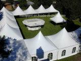 tente d'écran de crête élevée de tentes d'événement de pagoda de 5X5m